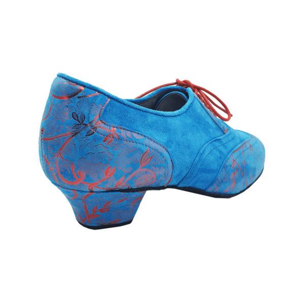 scarpe tango donna studio turchese 04